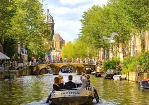 オランダ: アムステルダムの地区・治安