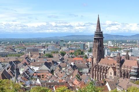 ドイツ: フライブルクの地区・治安