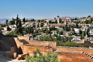 スペイン:グラナダの街はこんなところ (地区・治安)