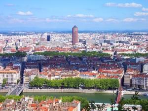 フランス(リヨン) 地区、治安