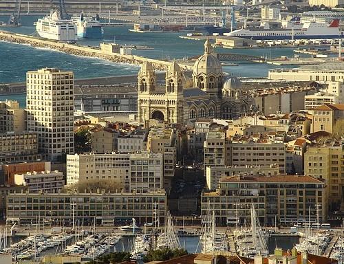 フランス: マルセイユの地区・治安
