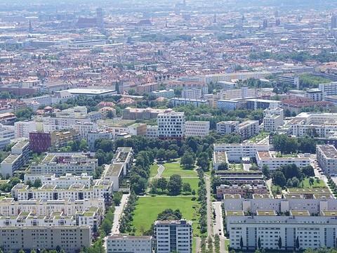 ドイツ: ミュンヘンの地区・治安