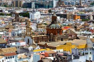 スペイン:セビージャの地区・治安