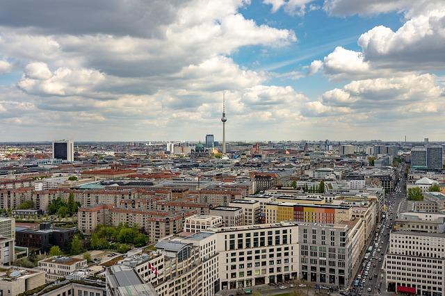 ドイツ(ベルリン) 地区、治安
