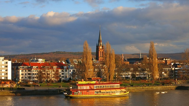 ドイツ都市:ボンはこんなとこ(地区・治安)