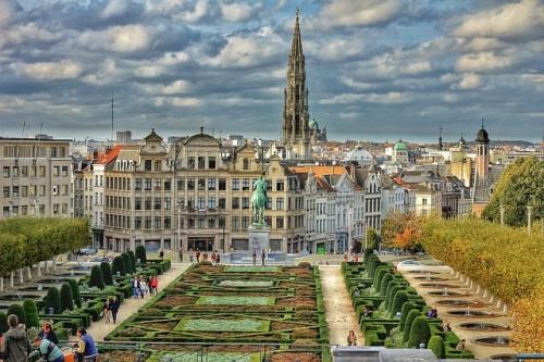ベルギー都市:ブリュッセルはこんなとこ(地区・治安)