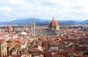 イタリア(フィレンツェ) 地区、治安