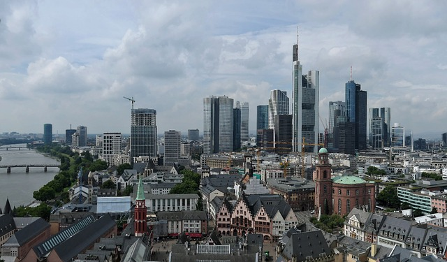 ドイツ都市:フランクフルトはこんなとこ(地区・治安)