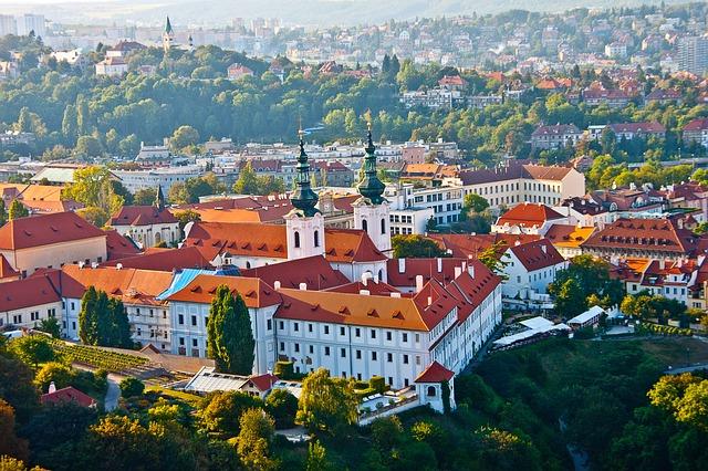 チェコ都市:プラハはこんなとこ(地区・治安)