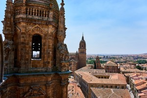 スペイン(サラマンカ) 地区、治安
