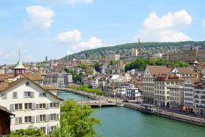 スイス都市:チューリッヒはこんなとこ(地区・治安)