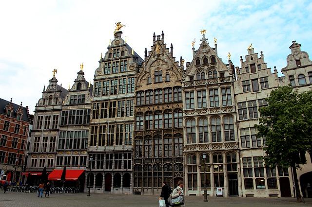 ベルギー都市:アントワープはこんなところ(地区・治安)