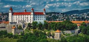 スロバキア都市:ブラチスラバはこんなところ(地区・治安)