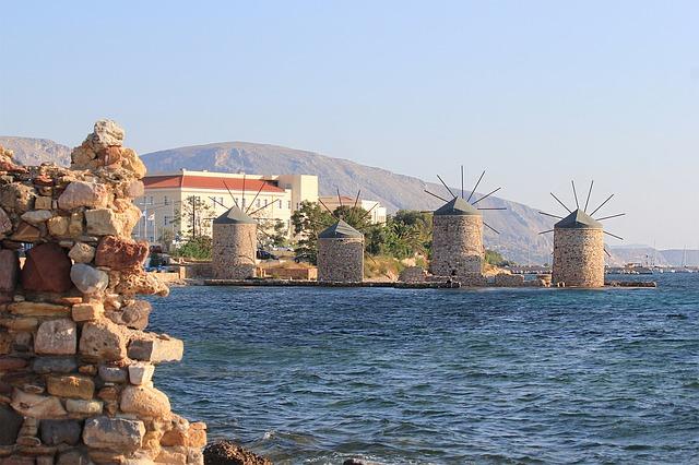 ギリシャ(キオス島)の地区治安