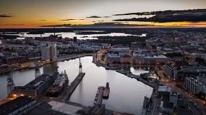 フィンランド(ヘルンシンキ)の地区、治安