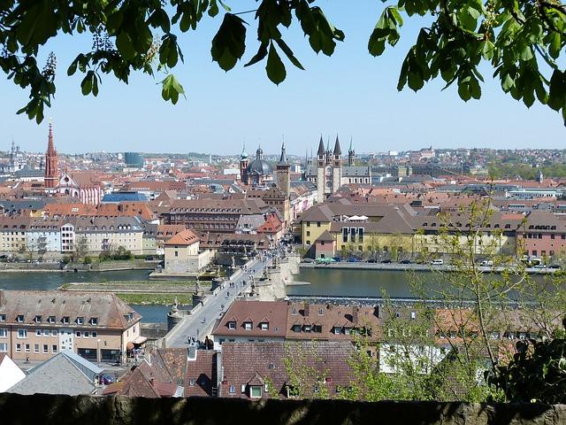 ドイツ(ヴュルツ)の地区、治安