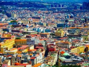 イタリア(ナポリ)の地区治安