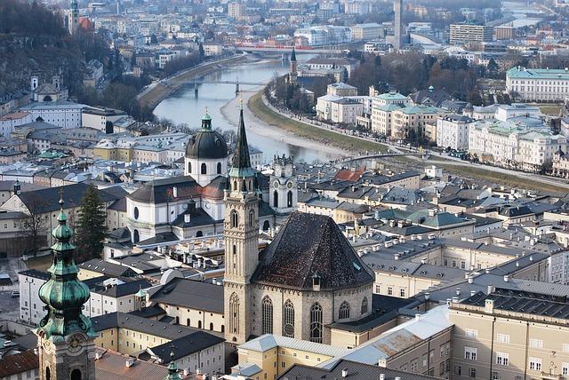オーストリア(ザルツブルグ)の地区治安