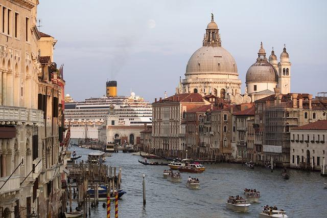 イタリア(ヴェネツィア)の地区治安