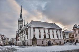 チェコ(オロモウツ)の地区治安