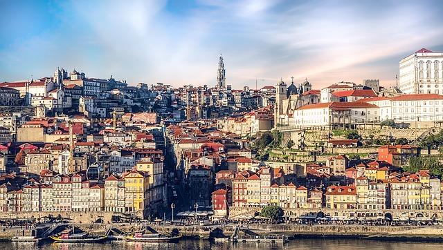 ポルトガル(ポルト)の地区治安