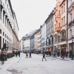 ドイツ・ミュンヘン:商店街と地区紹介、治安も良く住みやすい都市