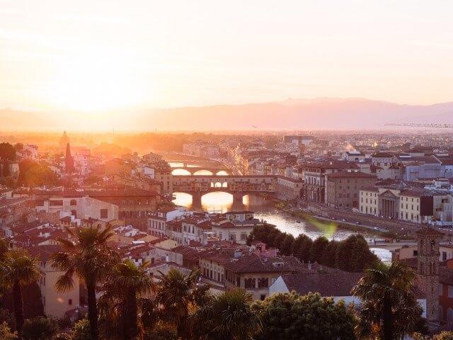 フランス大学留学体験談(フィレンツェ):Florence/ フィレンツェ大学
