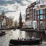 オランダ・アムステルダムの大学留学:アムステルダム大学と学生寮の様子