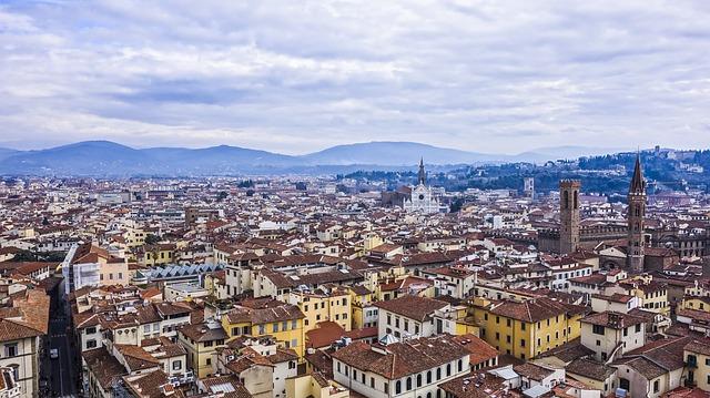 イタリア・フィレンツェの賃貸物件の探し方:語学学校を経由して物件を手配したが、数か月で退去をすることに!