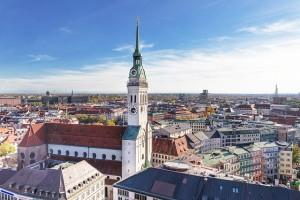 ドイツ・ミュンヘンの大学留学:ルートヴィヒ・マクシミリアン大学と学生寮の様子