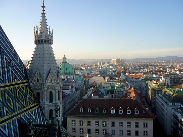 オーストリア・ウィーンの大学留学:ウィーン音楽芸術大学と学生寮の様子