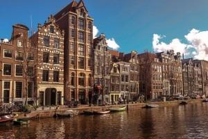 オランダ アムステルダム 海外移住 生活費 予算